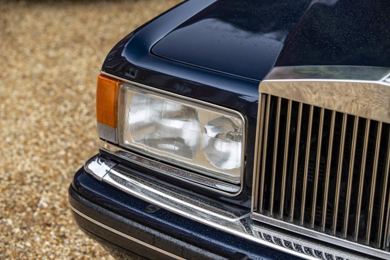 1995 Rolls-Royce Silver Spur (IV)