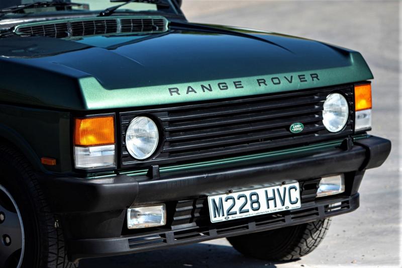 1995 Range Rover Vogue 3.9 Efi Auto